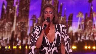 America's Got Talent TOTAL ECLIPSE Intro   Live Shows   America's Got Talent 2017