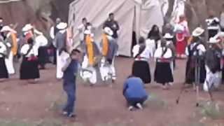 Danza tradicional de Tequila Ver. Agradecimiento a la tierra.