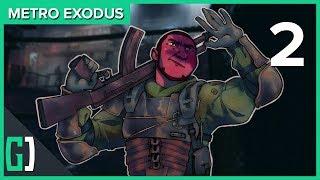 [2] Metro Exodus w/ GaLm