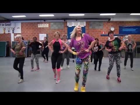 Zumba Gold - country - Oh Suzanna -Yamboo