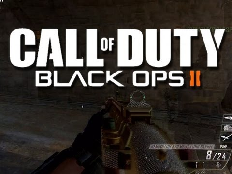 Black Ops 2  The Worlds Best Voice! Expert Assassin sings Christmas Songs!