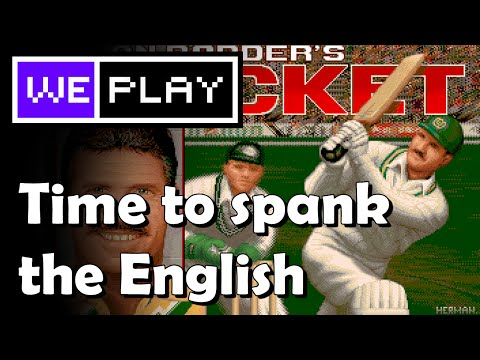 WePlay | Allan Border's Cricket (1993) and Wolfenstein 3D