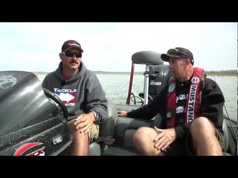 Flippin' On Lake Falcon W/ Jared Lintner And Marty Stone - Tackle Warehouse VLOG #186