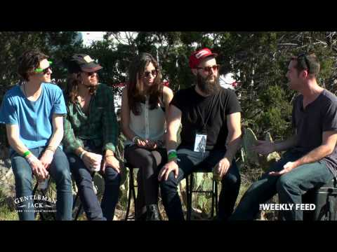 Kyle Meredith with... Houndmouth
