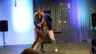 Baile de bachata dance 2014 music don Omar y el Torito