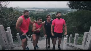 Rugby World Cup | Springboks | Fitness takes on a whole new level in Japan