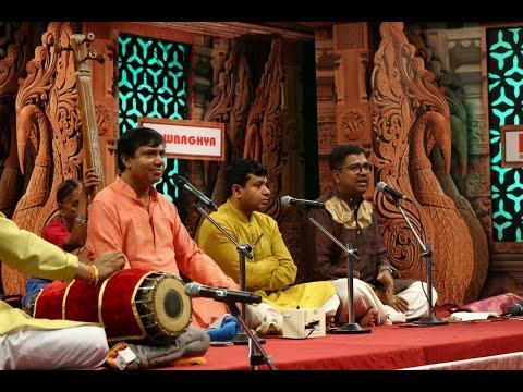 Margazhi MAHA Utsavam 20th Year | Epi 17 | Dushyanth Sridhar & Carnatica Bros | Thillana Varnambal