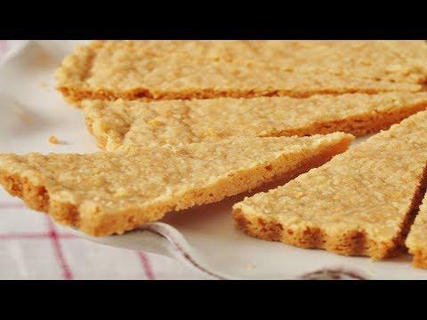 Scottish Shortbread Recipe Demonstration - Joyofbaking.com