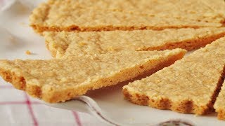 Scottish Shortbread Recipe Demonstration - Joyofbaking.com