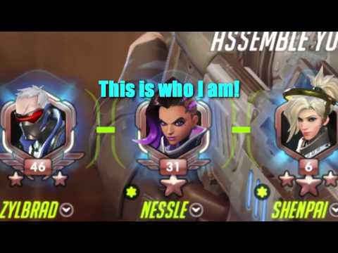 Overwatch - Our Adopted Child