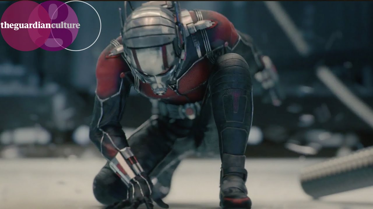 Ant-Man, True Story, 13 Minutes and Self/Less – video reviews | The Guardian Film Show