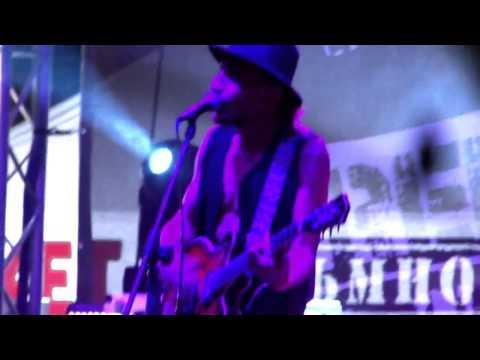 DJANGO ZE   LIVE at SPIRIT of Burgas 2012