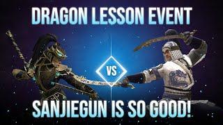 Shadow Fight 3: Sanjİegun is so good! - Dragon Lesson Event