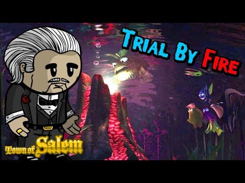 TRIAL BY FIRE | Town of Salem Mafia Ranked