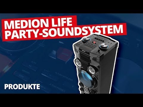 Party-Soundsystem | MEDION
