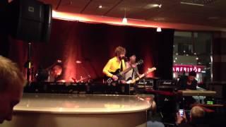 Mattias Hellberg and The Furheads @ Clarion Hotel, Örebro