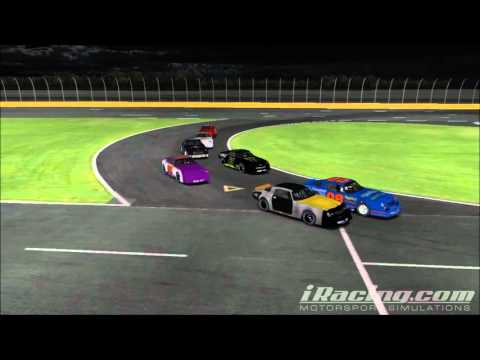 Lake County Speedway iRacing Street Stock Feature