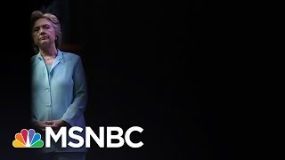 Donald Trump Responds To Hillary Clinton's Health News | MSNBC(Republican presidential nominee Donald Trump makes remarks on Democratic presidential nominee Hillary Clinton's health and discusses the release of his ..., 2016-09-12T16:37:42.000Z)