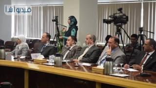 بالفيديو: توقيع بروتوكول تعاون بين صندوق تحيا مصر ومركز دعم القرار بمركز الوزراء