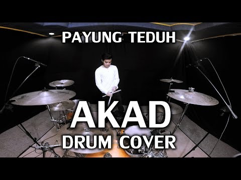 Akad - Payung Teduh - Drum Cover by IXORA