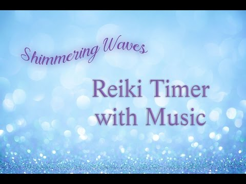 Reiki 3 Minute Timer with Relaxing Music - 26 Positions
