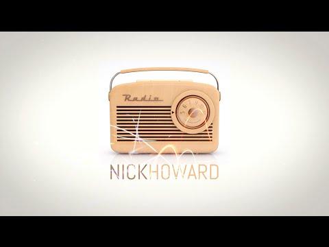 Radio | Nick Howard (Official Lyric Video)