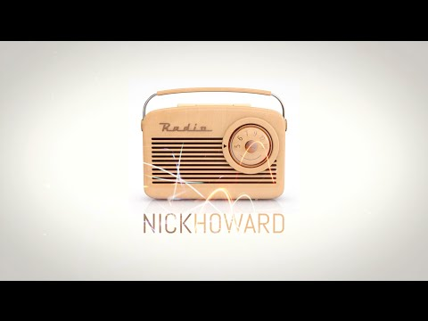 Radio | Nick Howard (Official Lyric Video)