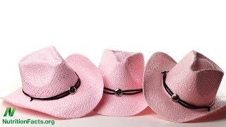 Reakce průmyslu na roli viru bovinní leukémie na rakovinu prsu