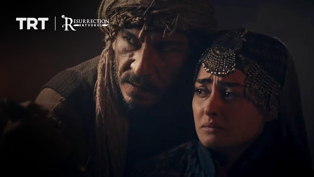 Halime Sultan escapes from Tangut's clutches