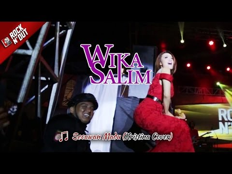 SECAWAN MADU | Wika Salim Bikin Security Salah Tingkah GROGI Pas Bawain Lagu ini [Live Bulukumba]