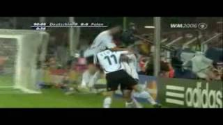 WM 2006: Deutschland - Polen 1:0 RADIO-KOMMENTAR / Germany vs Poland WorldCup 2006