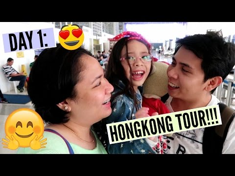 DAY 1: HONGKONG TOUR!!! - MichelleFamilyDiary