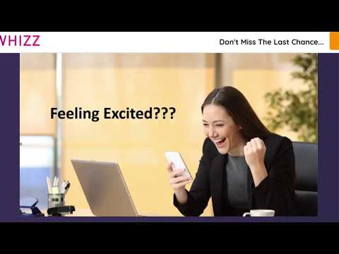 Videowhizz sales page. http://bit.ly/30Mjj3V