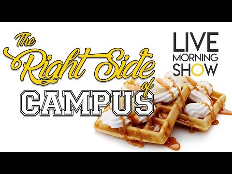 The Right Side of Campus | Tuesday's Morning Headlines & Sports Betting Banter