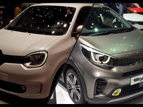 Kia Picanto Vs Renault Twingo