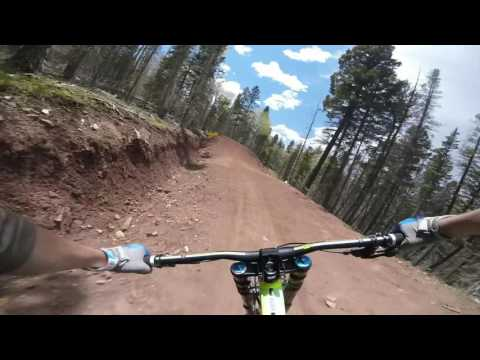 Angel Fire Bike Park- Hungry Hippo