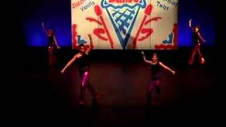 Strut- Cheetah Girls- Jazz