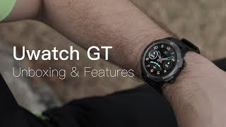 UMIDIGI Uwatch GT Unboxing: The Flagship Sport Smartwatch