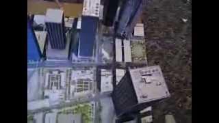 My World Trade Center Site Papermodel