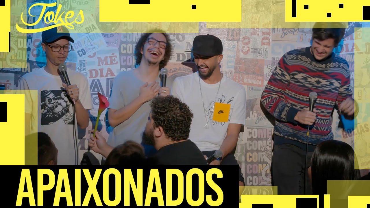 MOMENTOS DO JOKES l EP.04 - PIADAS ROMÂNTICAS