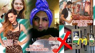 quie es Belinda?? el carnicero sensual y restaurantes prefieren robots a humanos