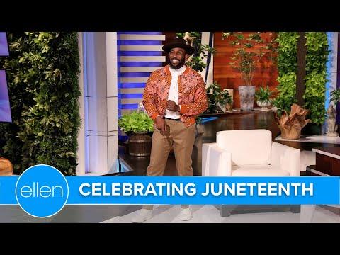 tWitch Celebrates Juneteenth