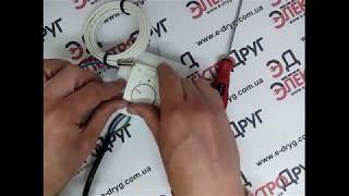 Терморегулятор теплого пола Arnold Rak ST-AR-16/SL. Обзор, подключение и проверка