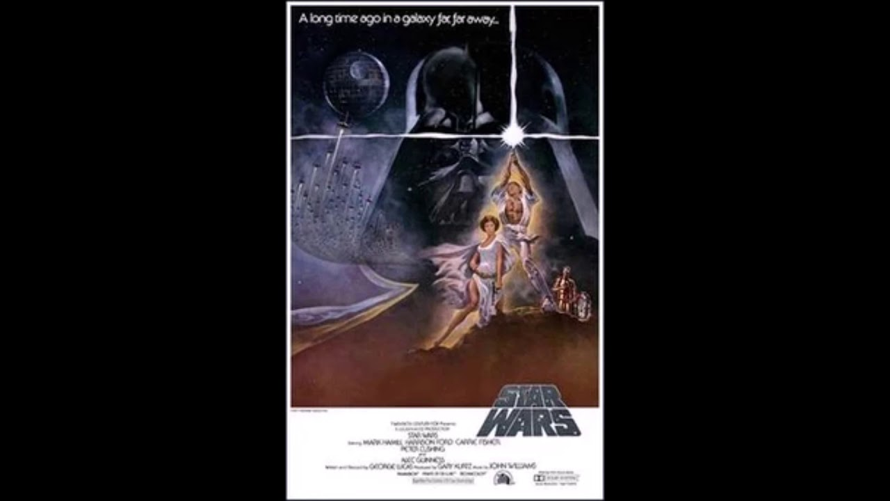 Movie Review Star Wars Episode Iv A New Hope Youtube