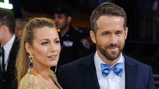 Ryan Reynolds TROLLS Blake Lively & Jokes About Divorce