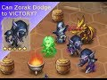 Heroes Tactics - Can Zorak Dodge His Way to Victory?