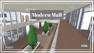 Roblox | Bloxburg: Modern Mall (401k)