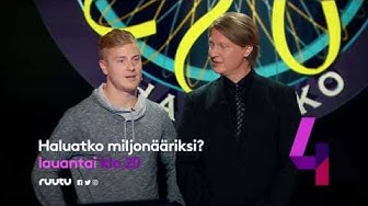 Mä Jään Himaan / Döpördöö (Haluatko Miljonääriksi Jaajo Remix)