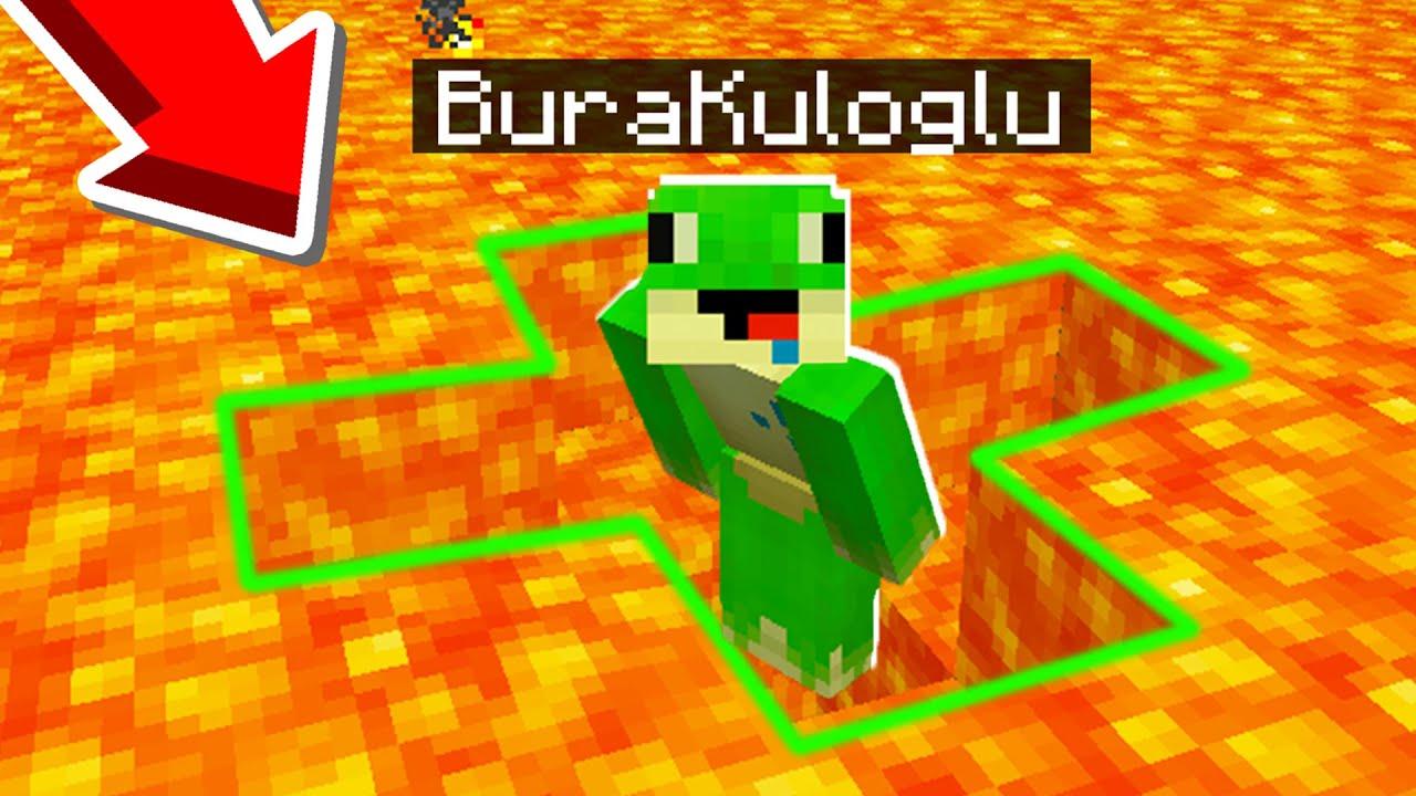 Download KENDİMİ ÖLDÜRMEYE ÇALIŞIYORUM! (ÖLMEK İMKANSIZ) - Minecraft