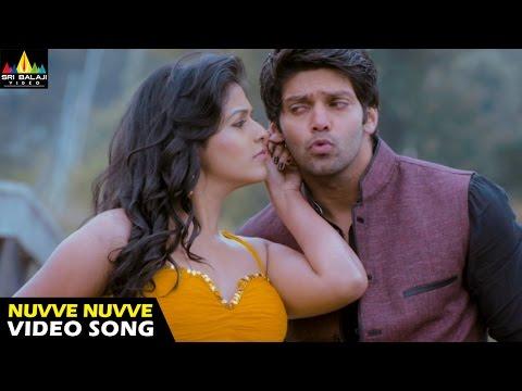 Crazy Songs | Nuvve Nuvve Video Song | Aarya, Hansika, Anjali | Sri Balaji Video
